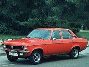 Обогрев сидений Opel Ascona A