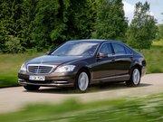 Обогрев сидений Mercedes-Benz S-klasse V (W221) Рестайлинг