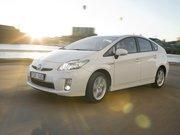 Обогрев сидений Toyota Prius III (XW30)