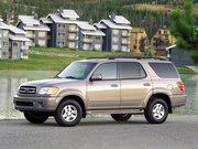 Обогрев сидений Toyota Sequoia I поколение