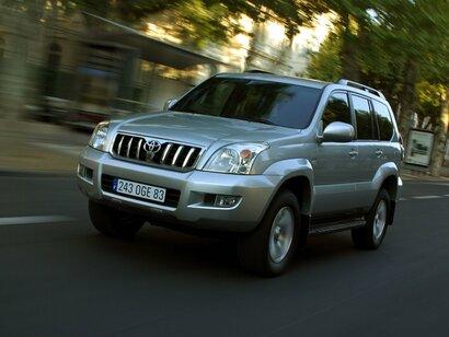 Купить Toyota Land Cruiser Prado пробег 200 000.00 км 2004 год выпуска