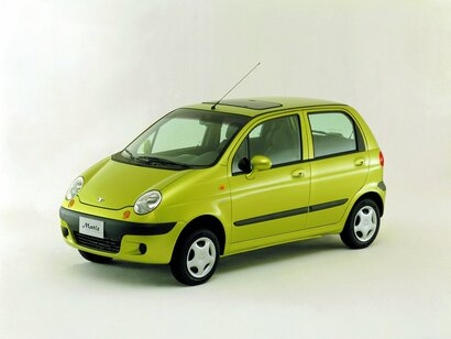 Купить Daewoo Matiz пробег 237 747.00 км 2002 год выпуска