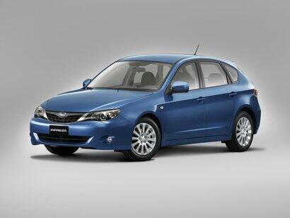 Купить Subaru Impreza пробег 210 000.00 км 2007 год выпуска