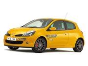 Обогрев сидений Renault Clio RS III поколение