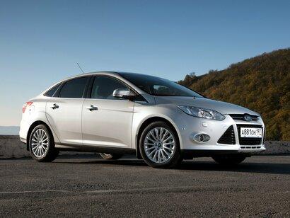 Купить Ford Focus пробег 117 000.00 км 2013 год выпуска