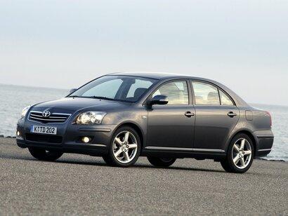 Купить Toyota Avensis пробег 350 000.00 км 2006 год выпуска