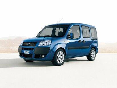 Купить FIAT Doblo пробег 300 000.00 км 2008 год выпуска