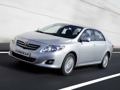 Купить Toyota Corolla пробег 196 000.00 км 2008 год выпуска