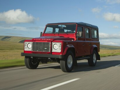Купить Land Rover Defender пробег 200 000.00 км 2007 год выпуска