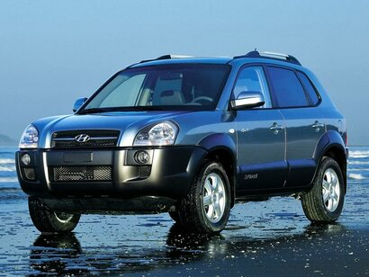 Купить Hyundai Tucson пробег 114 000.00 км 2008 год выпуска