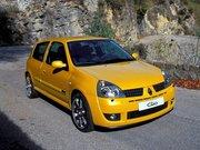 Обогрев сидений Renault Clio RS II Рестайлинг