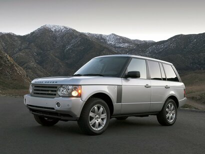 Купить Land Rover Range Rover пробег 170 000.00 км 2006 год выпуска