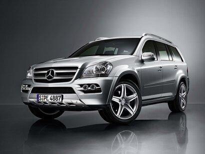 Купить Mercedes-Benz GL-klasse пробег 93 000.00 км 2011 год выпуска