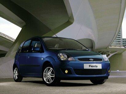 Купить Ford Fiesta пробег 140 000.00 км 2007 год выпуска