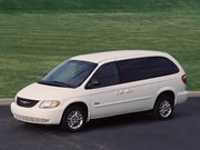 Обогрев сидений Chrysler Town & Country IV поколение