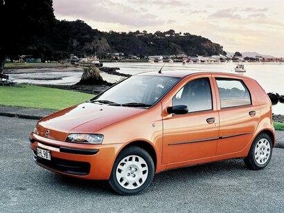 Купить FIAT Punto пробег 220 000.00 км 2002 год выпуска