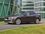 Обогрев сидений Mazda 3 III (BM)