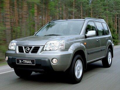 Купить Nissan X-Trail пробег 180 000.00 км 2005 год выпуска