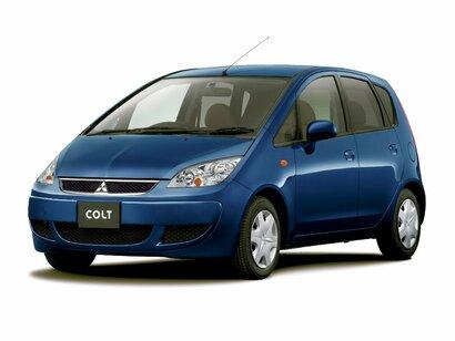 Купить Mitsubishi Colt пробег 120 000.00 км 2005 год выпуска