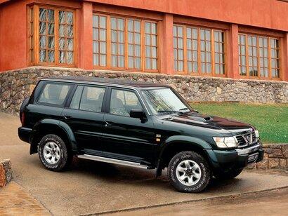 Купить Nissan Patrol пробег 220 000.00 км 2001 год выпуска