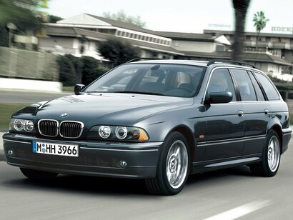 Купить BMW 5 серия пробег 370 000.00 км 2000 год выпуска