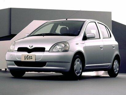 Купить Toyota Vitz пробег 286 000.00 км 2001 год выпуска