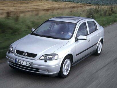 Купить Opel Astra пробег 307 000.00 км 1999 год выпуска