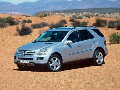 Купить Mercedes-Benz M-klasse пробег 161 000.00 км 2005 год выпуска