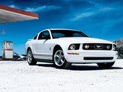 Обогрев сидений Ford Mustang V поколение