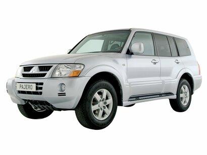 Купить Mitsubishi Pajero пробег 230 000.00 км 2004 год выпуска