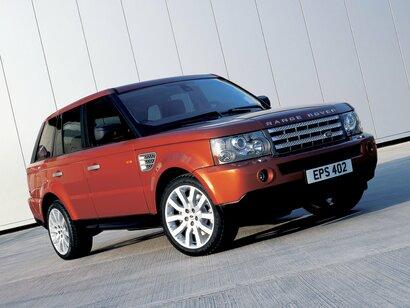 Купить Land Rover Range Rover Sport пробег 280 000.00 км 2005 год выпуска