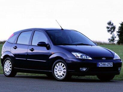 Купить Ford Focus пробег 205 000.00 км 2003 год выпуска