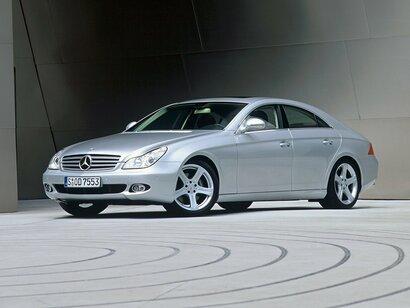 Купить Mercedes-Benz CLS-klasse пробег 80 000.00 км 2005 год выпуска