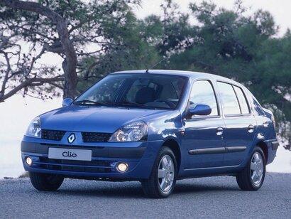 Купить Renault Symbol пробег 168 000.00 км 2003 год выпуска