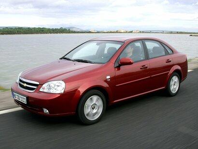 Купить Chevrolet Lacetti пробег 121 216.00 км 2008 год выпуска