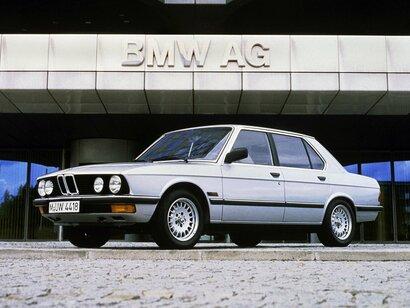 Купить BMW 5 серия пробег 200 000.00 км 1985 год выпуска