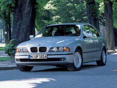 Купить BMW 5 серия пробег 286 000.00 км 1997 год выпуска