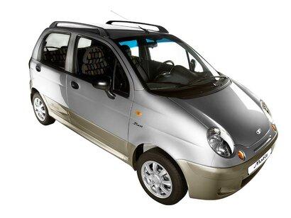Купить Daewoo Matiz пробег 126 400.00 км 2008 год выпуска