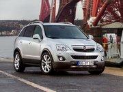Обогрев сидений Opel Antara I Рестайлинг