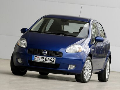 Купить FIAT Punto пробег 210 000.00 км 2007 год выпуска
