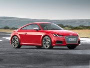 Обогрев сидений Audi TTS III (8S)