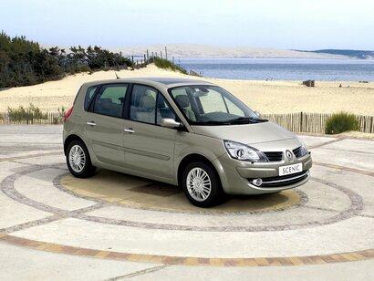 Купить Renault Scenic пробег 96 500.00 км 2008 год выпуска