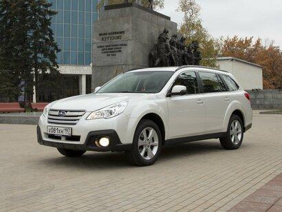 Купить Subaru Outback пробег 123 000.00 км 2012 год выпуска