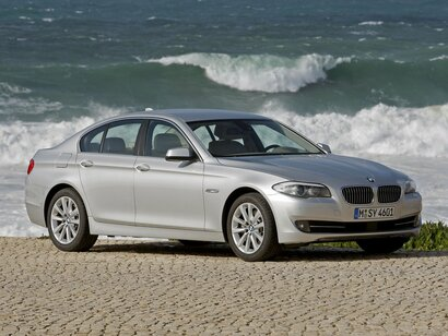 Купить BMW 5 серия пробег 92 100.00 км 2011 год выпуска