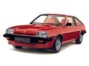 Обогрев сидений Opel Manta B