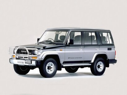 Купить Toyota Land Cruiser Prado пробег 450 000.00 км 1993 год выпуска