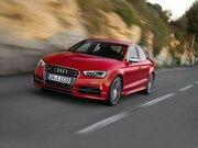 Обогрев сидений Audi S3 III (8V)