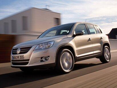 Купить Volkswagen Tiguan пробег 133 000.00 км 2011 год выпуска