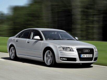 Купить Audi A8 пробег 206 000.00 км 2007 год выпуска