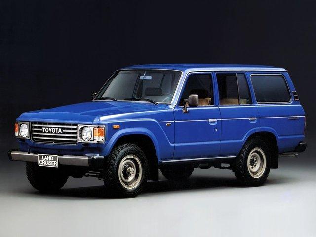 Toyota LC 60